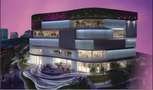 广西最大跨境电商体验中心试业
