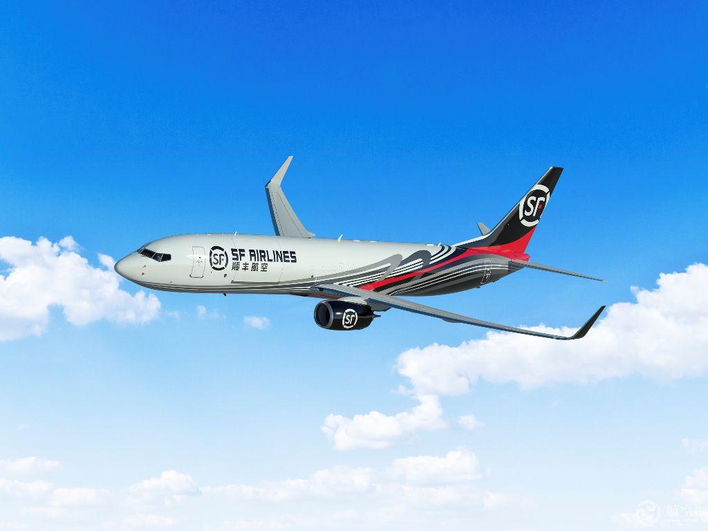 圆通上海到天津走飞机