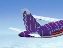 香港快运航空载客量突破4百万  过去一年上升七成
