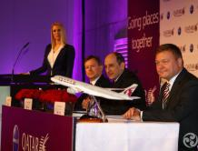 卡塔尔航空新增14个全球目的地 一条为全球最长航线