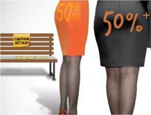 以女性臀部为噱头 马航附属廉价航空广告被批物化女性