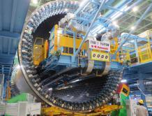 首架波音787-10开始大部件组装 2018年交付