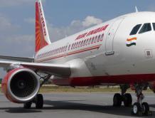 印度航空飞机遭炸弹威胁 降落在曼谷机场紧急疏散