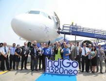 空客预测印度未来20年需要1600多架新飞机