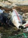 3月30日,一架小型飞机在陕西宝鸡市千阳县坠毁,机上两人遇难。