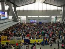 航站楼停电五小时 菲律宾马尼拉机场大批航班延误