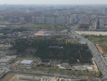 清明期间 北京警方直升机空中巡航保平安