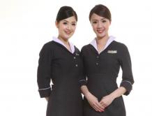 复兴航空空姐传授面试经验