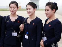 高丽航空开通济南—平壤航线 飞机曾是金正恩专机