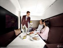 全球最贵机票售价超50万元 三室套间 配备管家和厨师