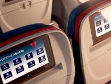达美航空宣布所有机上娱乐项目将停止收费
