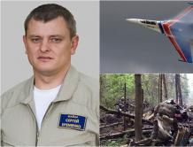 俄罗斯一架苏27战机坠毁 飞行员遇难 隶属俄勇士飞行表演队