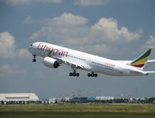 塞俄比亚航空首架A350-900首飞