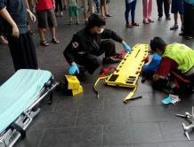 台湾日月潭景区首例无人机坠落伤人 景区将禁止无人机