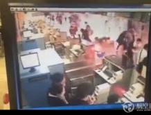 上海浦东国际机场T2航站楼发生爆炸 4人受伤