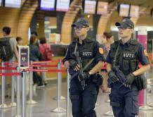 上海浦东机场发生爆炸  台湾桃园机场加强安检