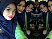马来西亚首家清真航空被吊销执照 空姐自拍曝光