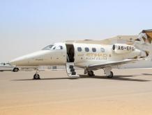 巴航工业向阿提哈德飞行学院交付首架飞鸿100E公务机