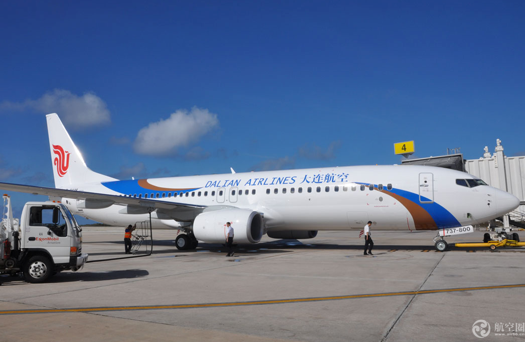 大连航空获中国民航局颁发国际航...