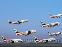 阿联酋航空接收第80架A380 接收首架波音777客机20年