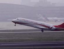 中国首款喷气式客机首次商业飞行 应知的10件事