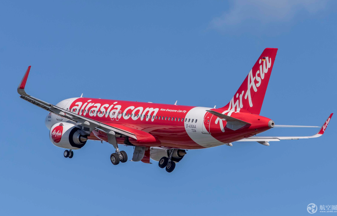 亚洲航空_亚洲航空成为东南亚首家运营空客a320neo的航空公司