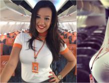 这家航空公司空姐特征凸显 一大波自拍照来袭