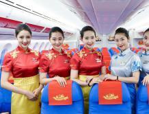 厦门航空发布新款专包机制服