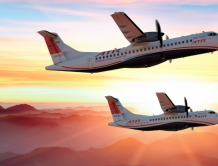 华信引进9架70人座ATR客机 年底前营运