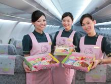 长荣航空500多名空姐请天灾假 42航班停飞影响万人