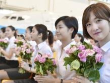 厦门航空迎来首批台湾籍空姐