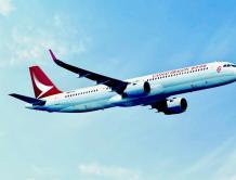 国泰航空购32架A321neo 目录价格317亿港元