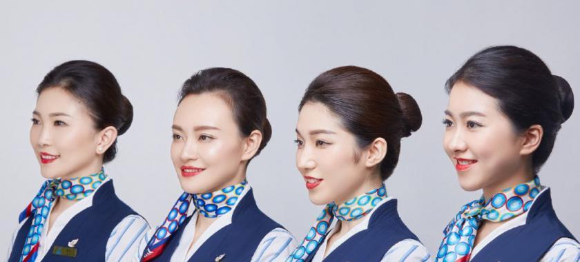 华夏航空招聘乘务员  年龄35岁以下