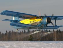 安-2飞机迎来70岁生日 生产4万架