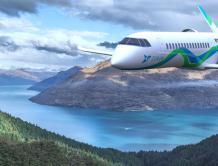 12座混合动力小型飞机即将面世  用于短程航线