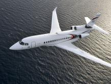 香港麗翔公务航空迎来亚洲首架达索猎鹰 8X  机队规模达20架