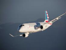 巴航工业与美国航空签署10架E175 确认定单
