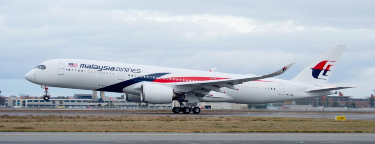马来西亚航空成为第17家空客A350运营商