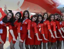 马来西亚空姐制服