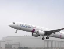 空中客车首架远程型A321LR成功首飞 2018第四季度交付
