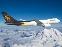 国际网购增长迅猛 UPS又订购14架波音747-8大货机