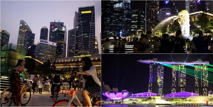 中国一年赴新加坡突破300万人 首超印尼成新最大客源地