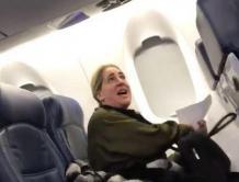 """女子坐飞机威胁空姐""""你明天会下岗"""" 结果自己被免职"""