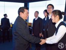 中国民航局局长冯正霖春节慰问民航一线员工