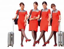 远东航空空姐新装
