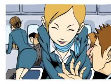 男高管机场休息室骚扰女职员被解聘 空姐爆料:经常被骚扰