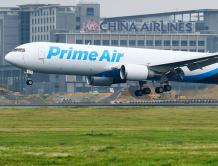 20架波音767客机在台湾改装货机  机主是电商龙头亚马逊