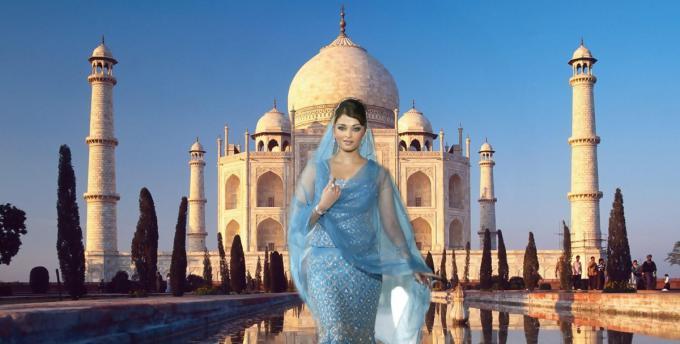 印度最著名景点泰姬陵4月1日起每人限游3小时