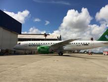 挪威威德罗航空接收全球首架巴航工业E190-E2商用喷气飞机