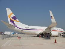 郑州航展成中国第四大公务机展会 18架公务机亮相